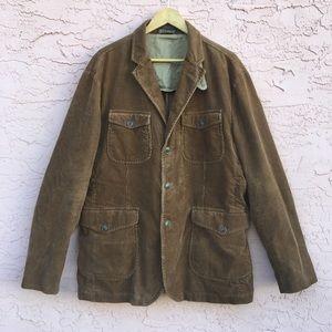 Polo by Ralph Lauren Corduroy Coat Jacket